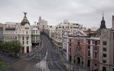 Impacto de las medidas de distanciamiento social sobre la expansión de la epidemia de COVID-19 en España