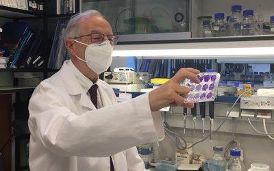 """Luis Enjuanes: """"Vamos a por una vacuna intranasal y de una sola dosis muy potente"""""""